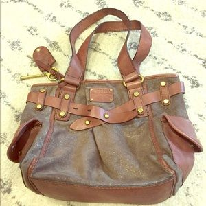 Gorgeous Fossil Purse